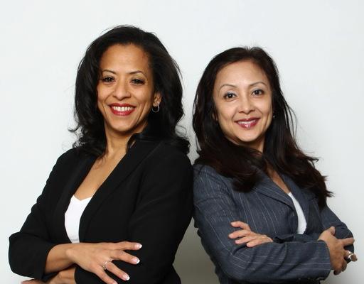 Rachael Attong & Maria Ho